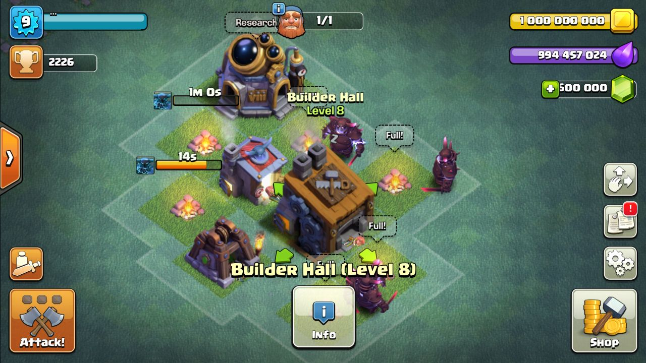 Builder Base - Null's Clash