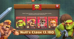 Download Null's Clash v.13.180 - Super Troops & new levels